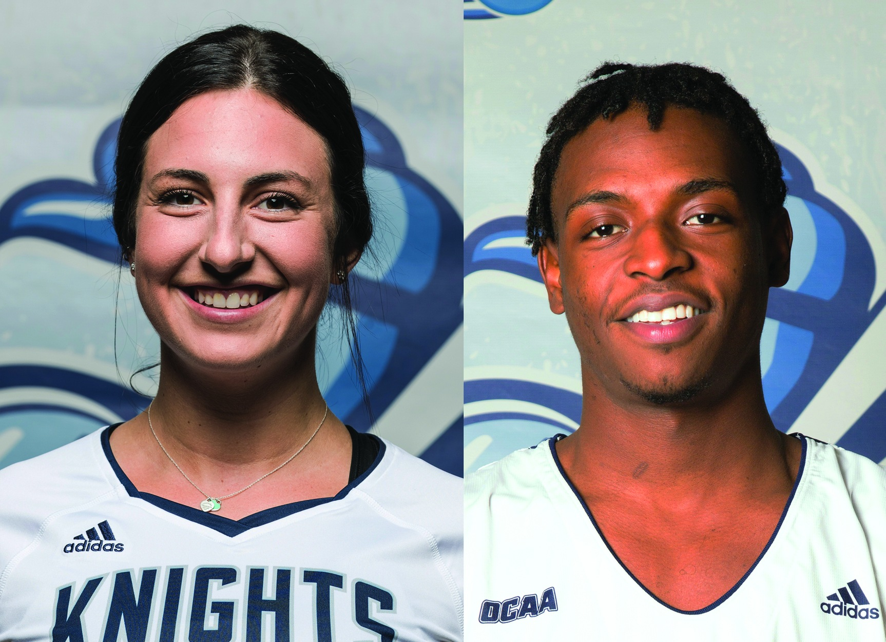 NEWS: Rivers and McDonald named Athletes of the Week.
