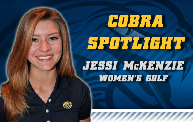 Cobra Spotlight- Jessi McKenzie, Women's Golf