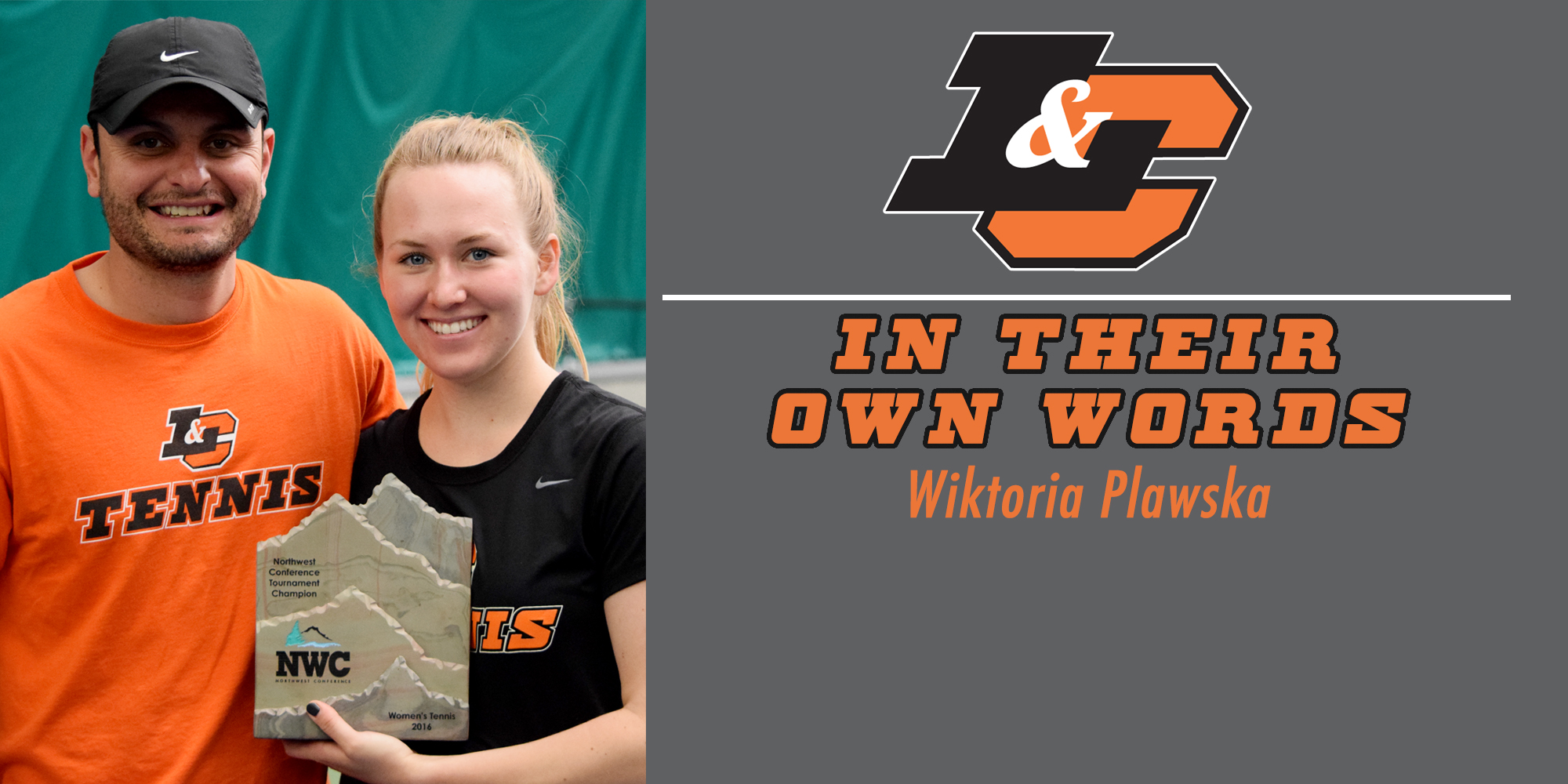 In Their Own Words: Plawska wins ITA Regional