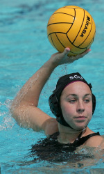 Women's Water Polo Posts Back-To-Back Wins To Close Out Fluid Five