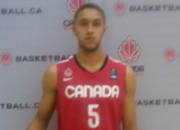 Clarke Makes U-19 Canadian National Team; Heads to Europe for FIBA World Championship