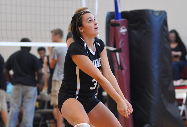 Volleyball: Panthers split GSAC matches with Spelman and Maryville