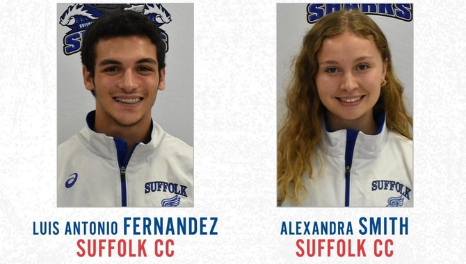 Fernandez and Smith Honored as XC National Athletes of the Week
