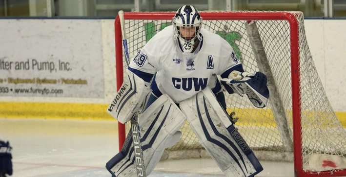 Pattengale secures NCHA Defensive Player of the Week honors