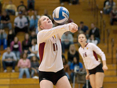Ferris State Volleyball Posts Another Shutout