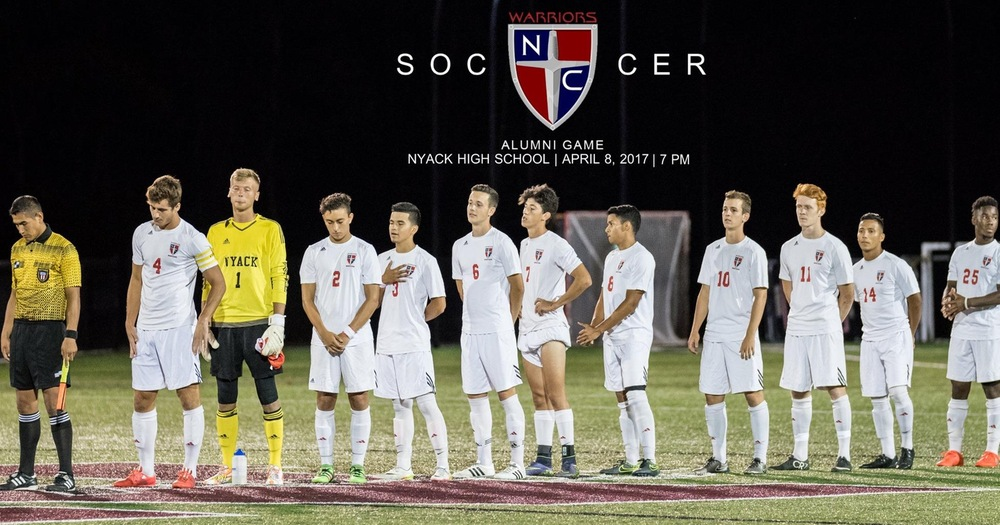 Nyack Men's Soccer Will Host First Alumni Celebration Game on April 8th