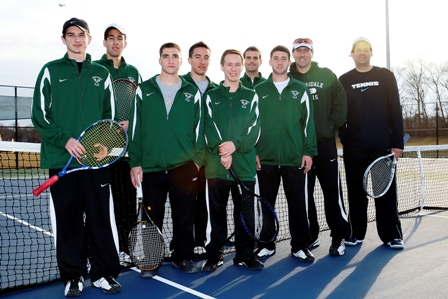 2010 Men's Tennis Season Recap