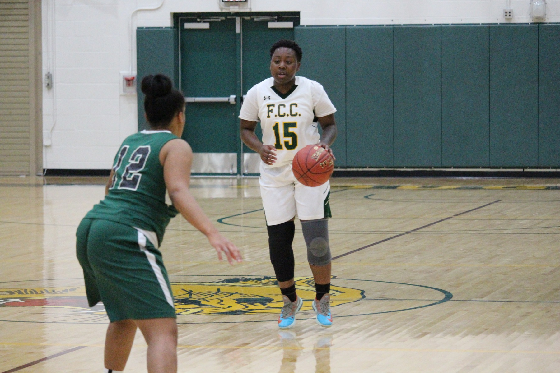 Short-handed FCC basketball falters in loss to Columbus State CC