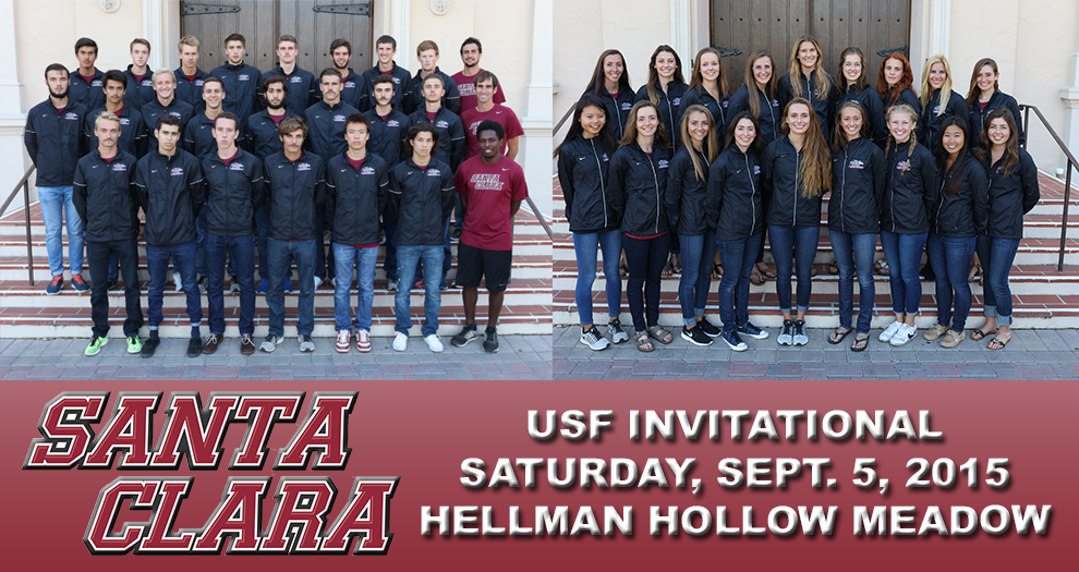 Cross Country Opens Season at USF Invitational Saturday