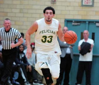 John Tello had 18 points and nine rebounds in Saturday's loss.