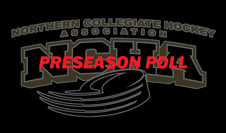Foresters Rank Third in NCHA Preseason Coaches Poll