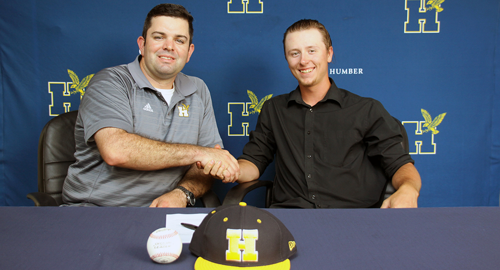 ARMS RACE CONTINUES FOR HUMBER BASEBALL