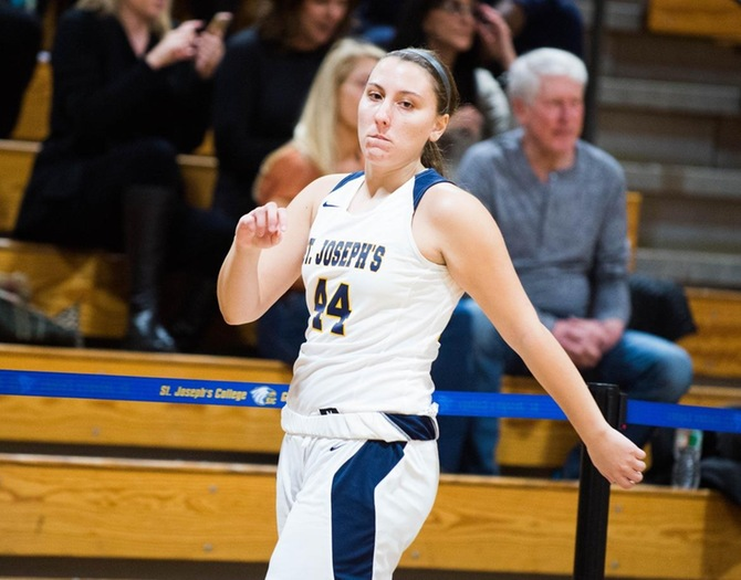 Women's Basketball Outpaced by Old Westbury in Skyline Showdown