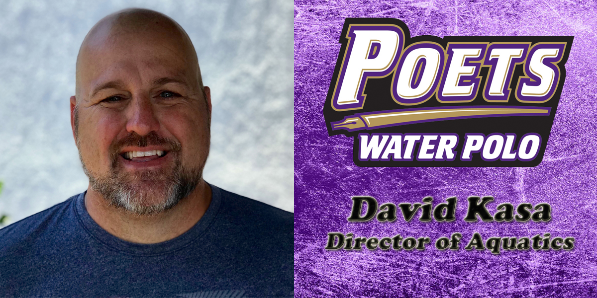 David Kasa named Director of Aquatics