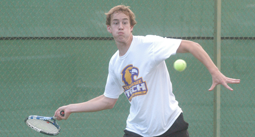 Tennis match at Lipscomb postponed; Next match at No. 49 Indiana