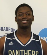 Justin Kusiappouh, Men's Basketball