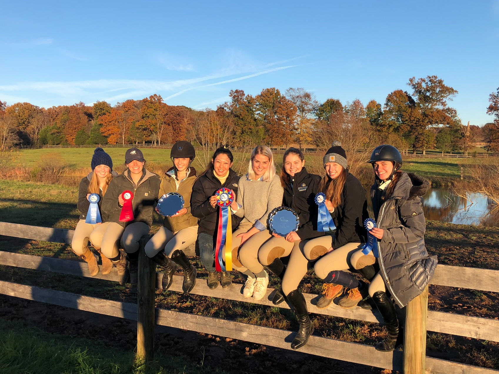 Equestrian Leads Region By 35 Points After Second Day of IHSA Show
