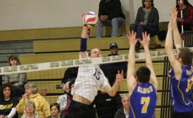 Keuka College Falls in Four Sets to Altoona