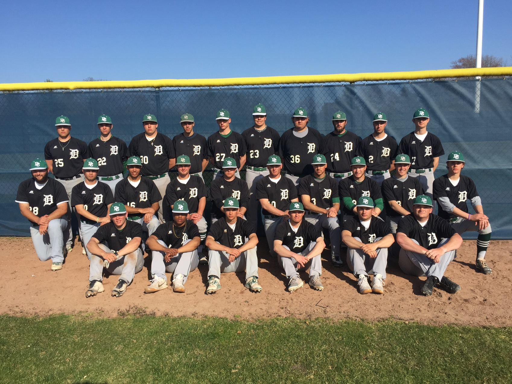Delta Baseball Advances to Region XII Championship Game