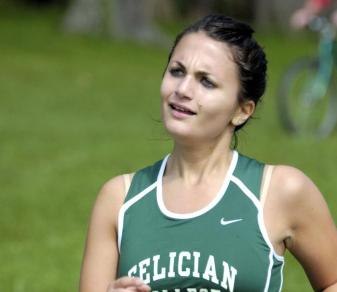 Women's XC Lowers Times At Philly Metro