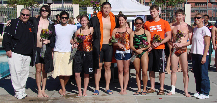 Caltech Concludes Home Schedule; Celebrates Seniors