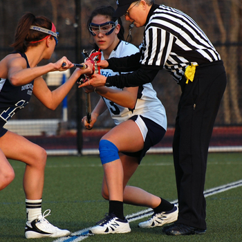 Kilburn's Late Goal Lifts Lacrosse to Dramatic Victory Over Roger Williams