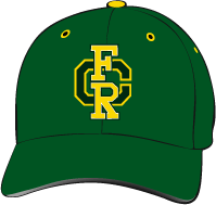 Feather River College Golden Eagles Hat with Logo