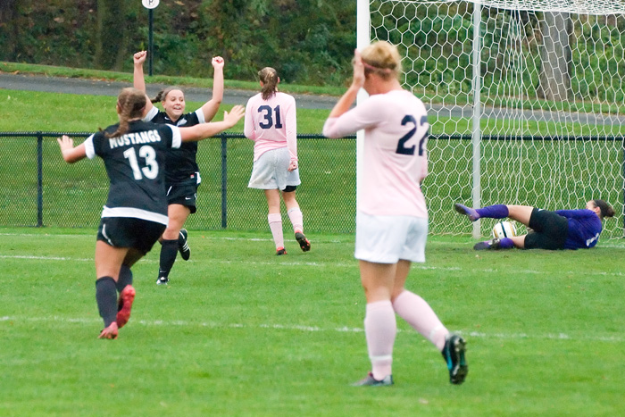 Williams Lifts Mustangs Past Lebanon Valley in Regional Showdown, 2-1