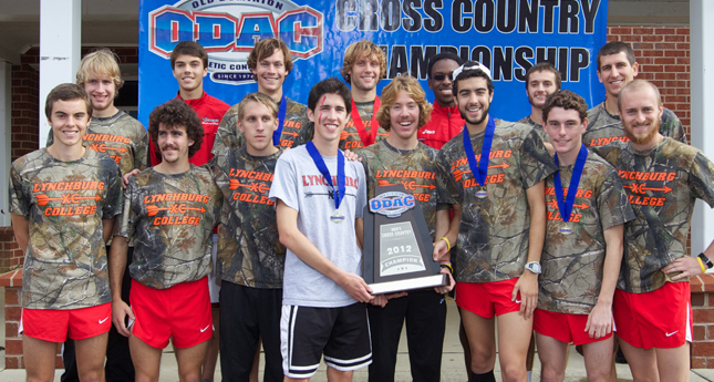 Stanton, Men's XC Take ODAC Crowns
