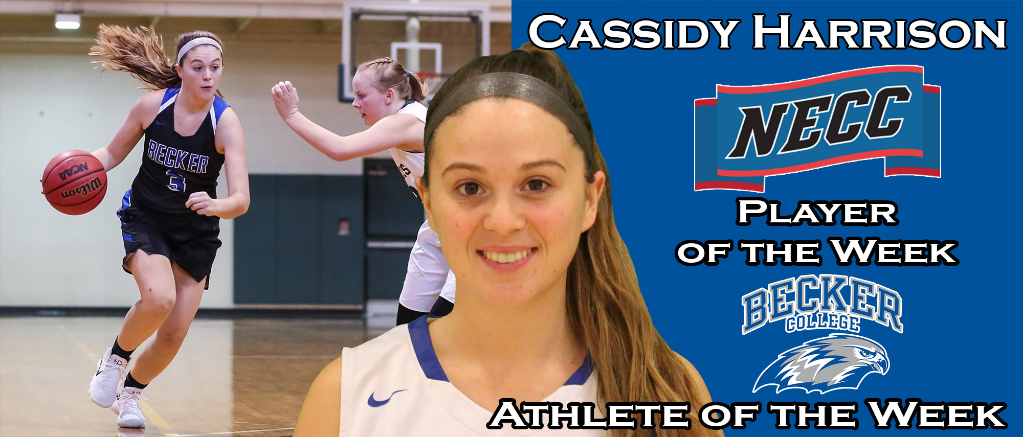 Cassidy Harrison - Player of the Week
