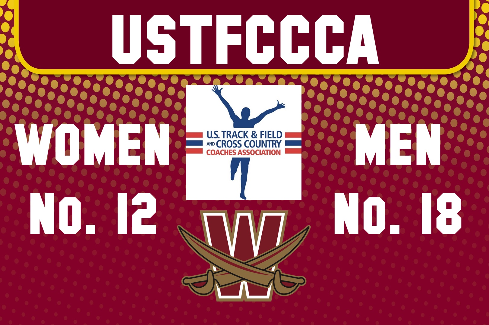 Women No. 12, Men No. 18 In New National Cross Country Polls