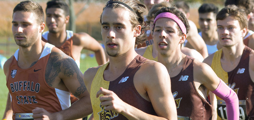 Men's Cross Country Team Places 22nd at Great Lakes Championships