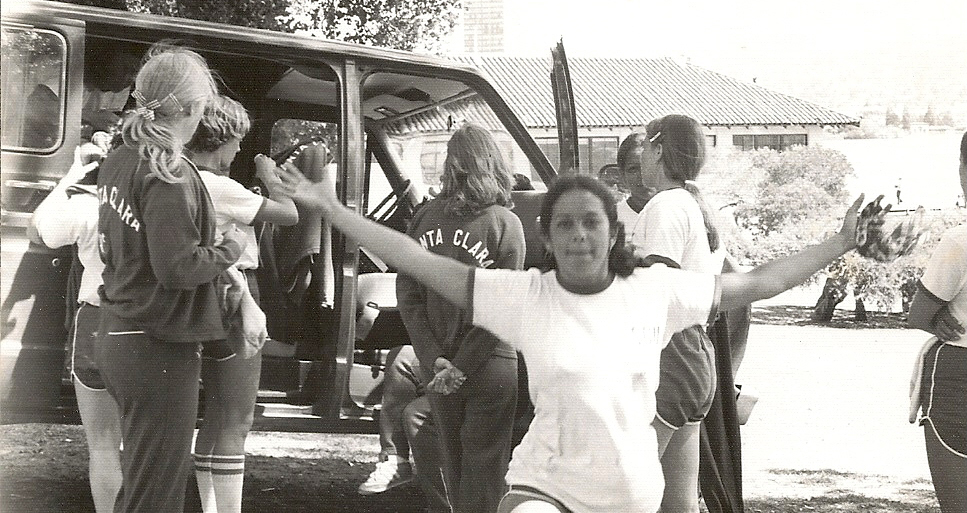 BACK IN MY DAY: Kathy Sanchez Looks Back As Part of the 50th Anniversary of Women's Athletics
