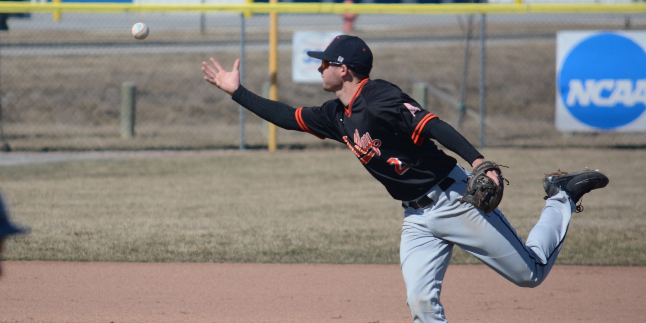 Oilers Split Program's First G-MAC Double-Header