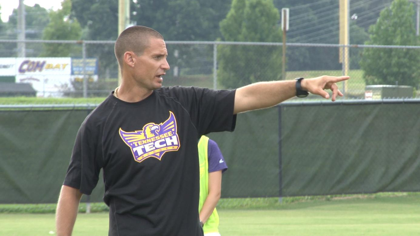 Tech soccer kicks off 2013 preseason with one goal in mind