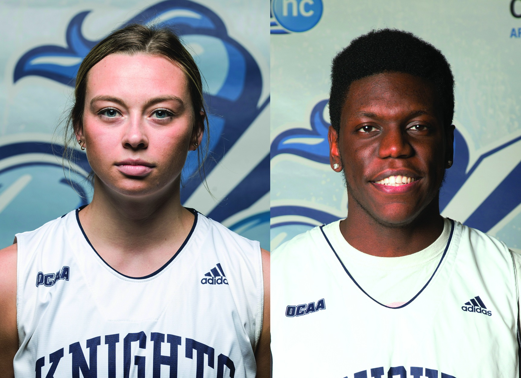 NEWS: Mukuna and Kilyk named Knights' athletes of the week