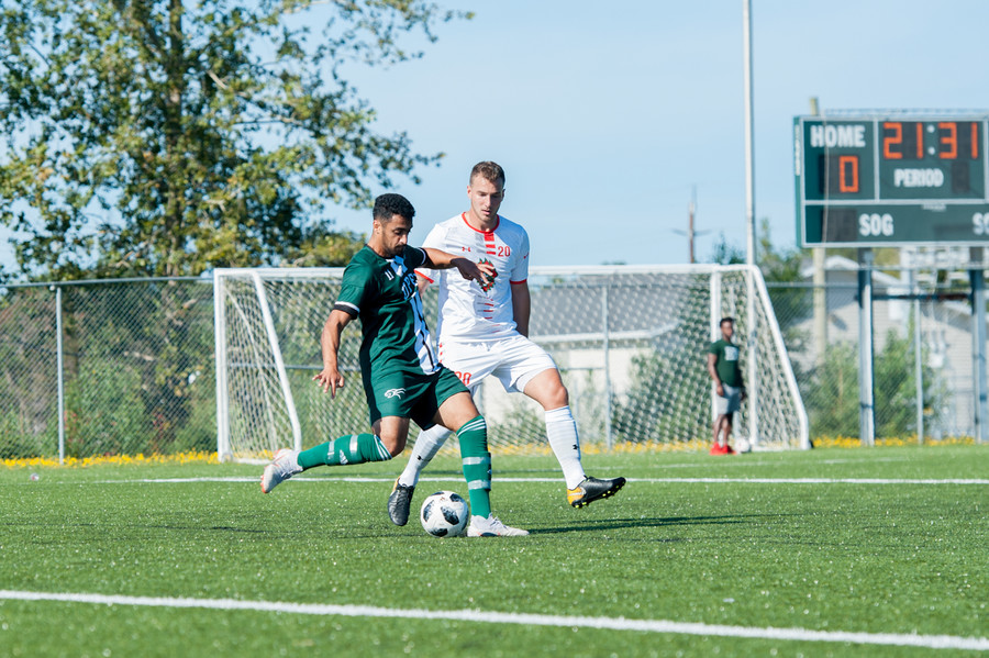 Heart and hustle not enough in 3-0 loss to Cape Breton