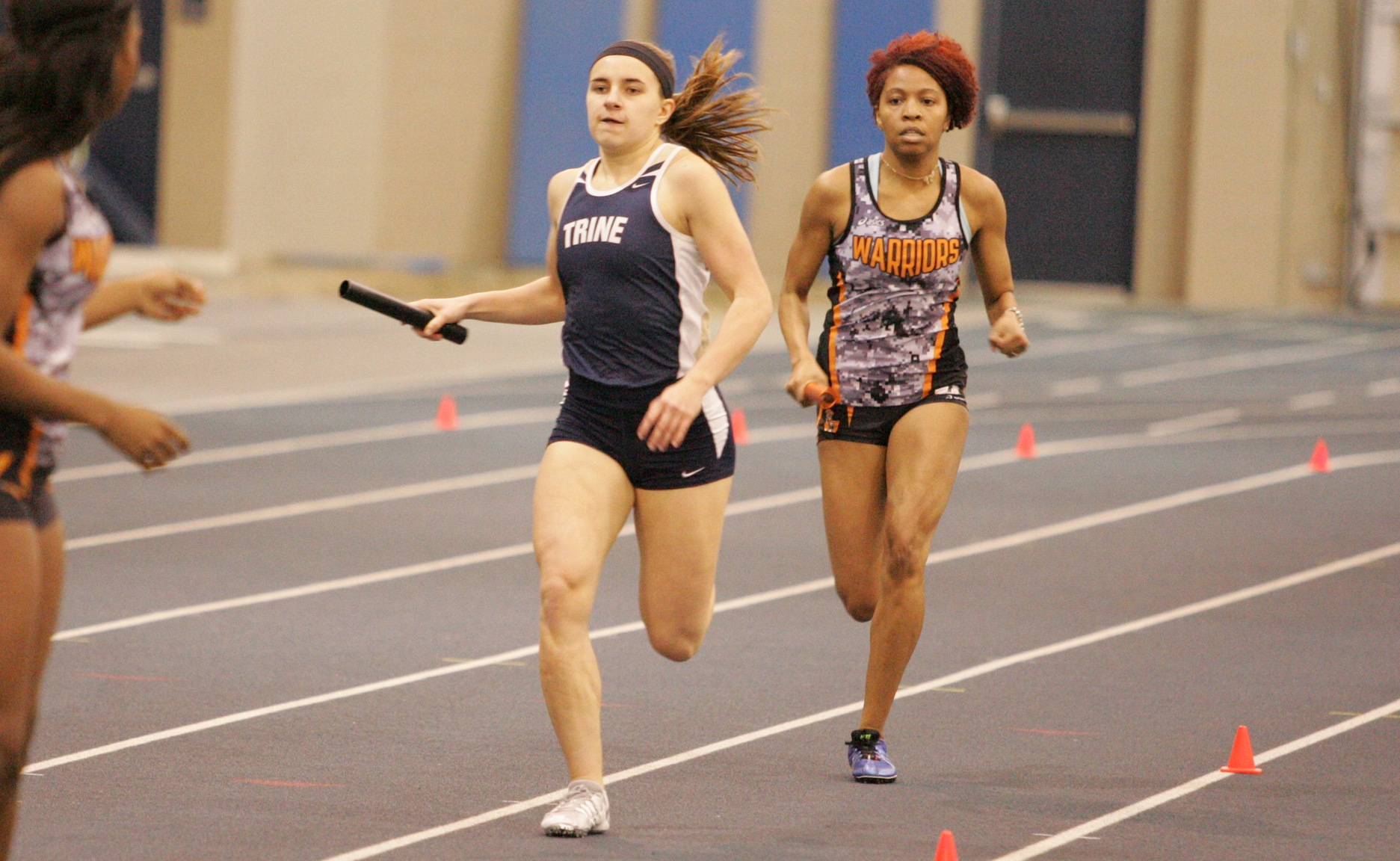 Thunder Women Set Three School Records at IWU Midwest Classic