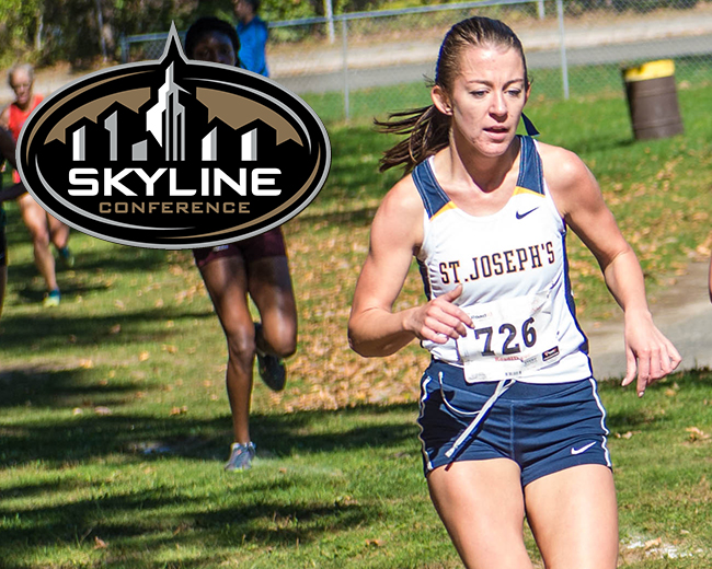 Seven Golden Eagles Named to Skyline Sportsmanship Teams