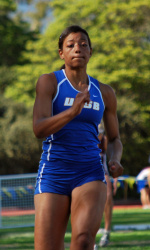 Williams Breaks UCSB Triple Jump Record at Cal Poly Invitational
