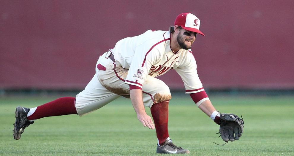 Baseball Jumps out to 3-0 lead, Falls to Arizona State 9-6