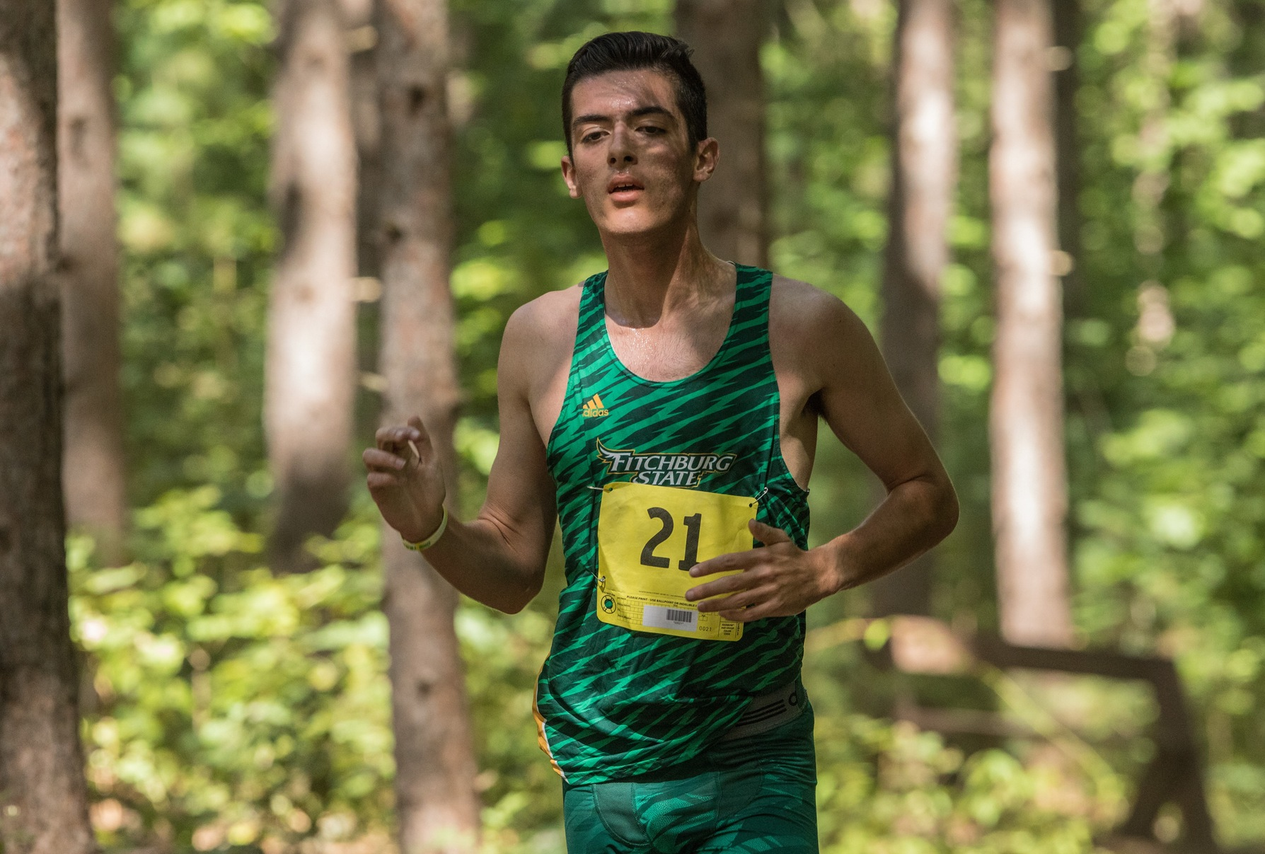 Fitchburg State Hosts Annual Jim Sheehan Memorial Invite