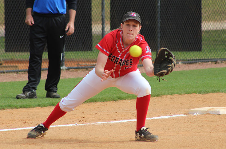 Softball: Emily Barrs leads Panthers to sweep of Brevard