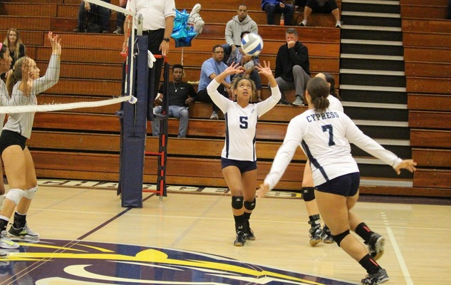 No. 17 Volleyball Wins Seventh Consecutive Match to End Regular Season
