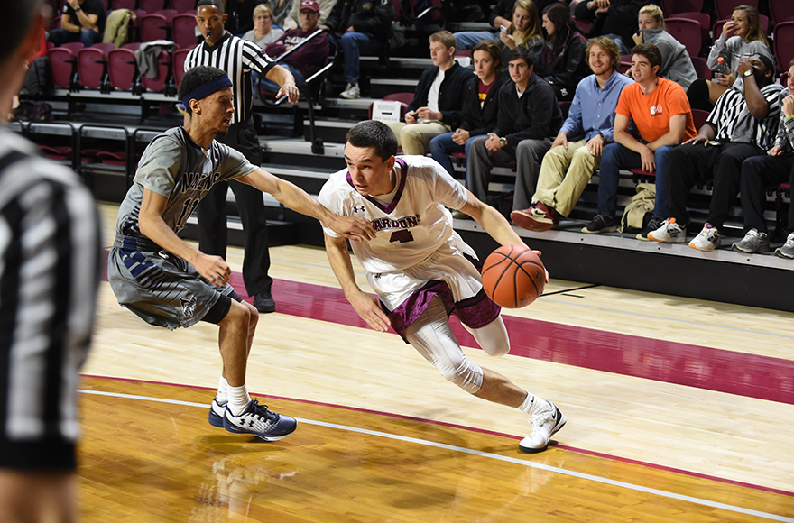 Roanoke Runs by Randolph 72-43 in ODAC Men's Basketball