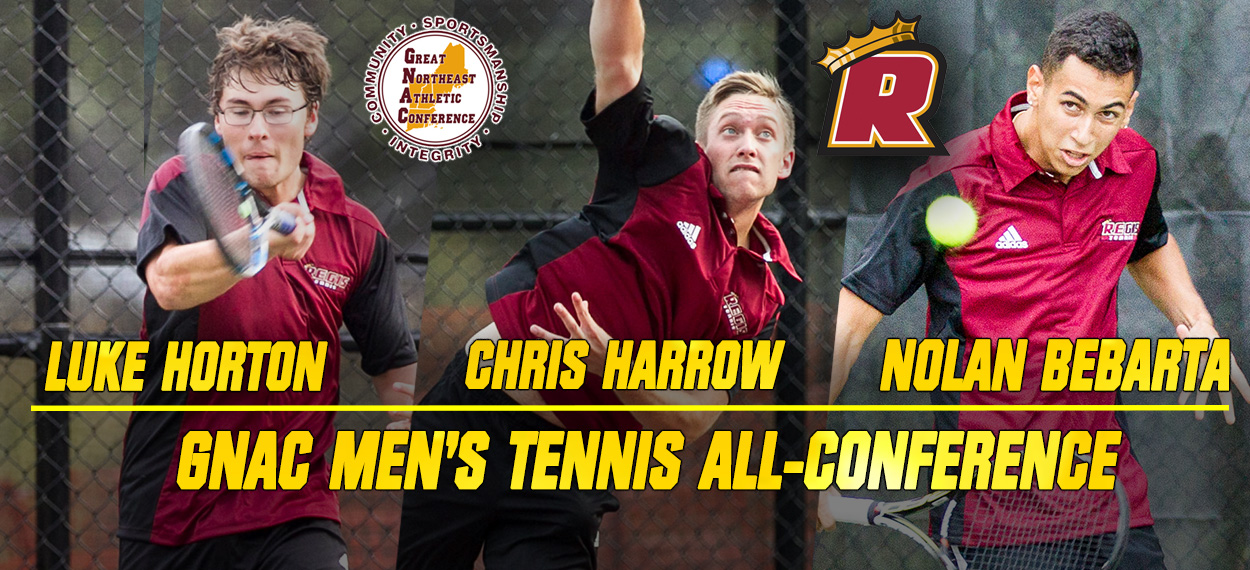 Men's Tennis Strongly Represented on GNAC All-Conference Teams