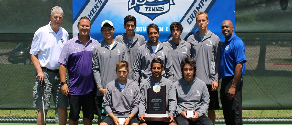 ASA Miami Finishes Second Nationally at NJCAA Men's Tennis Tournament
