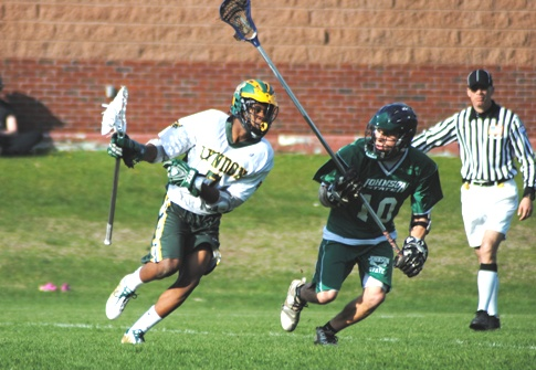 Lyndon lax team has depth, experience