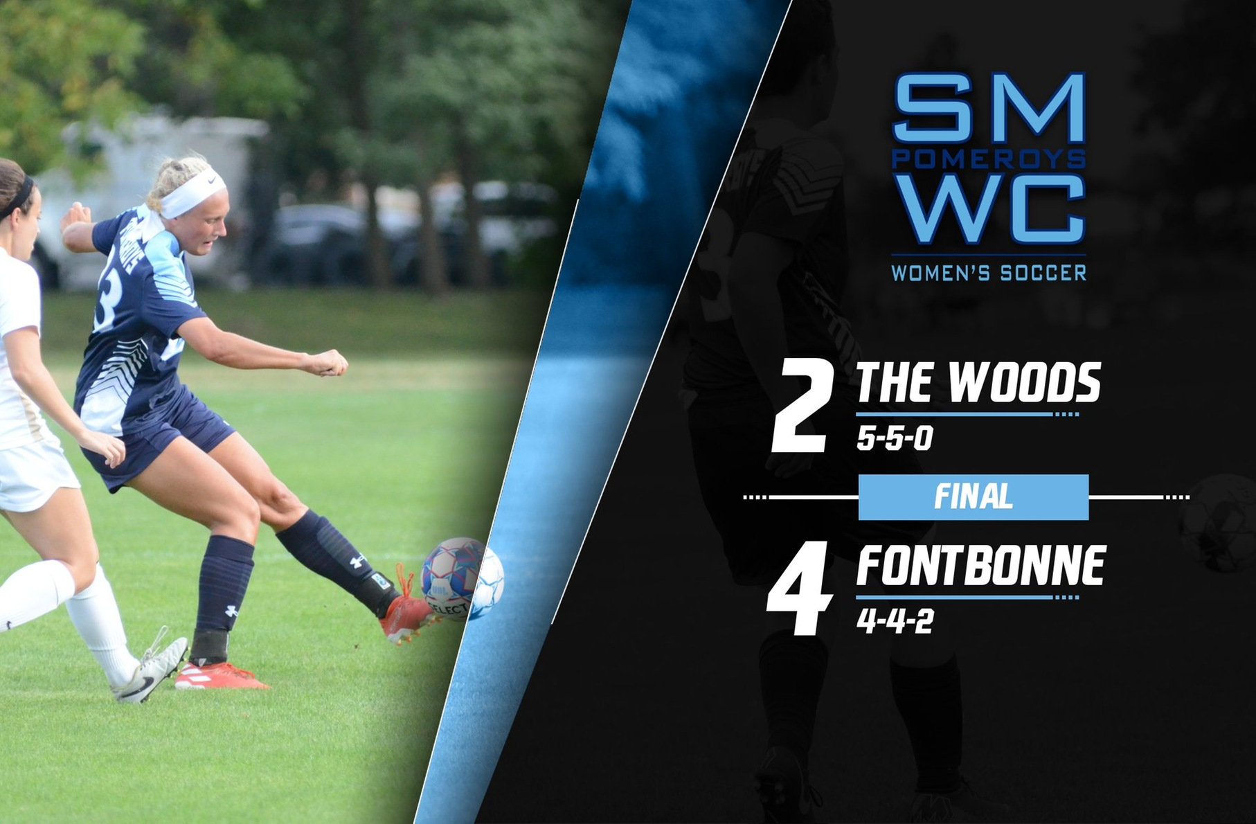 Pomeroys Outdone by the Griffins; SMWC Falls to 5-5 on the Season