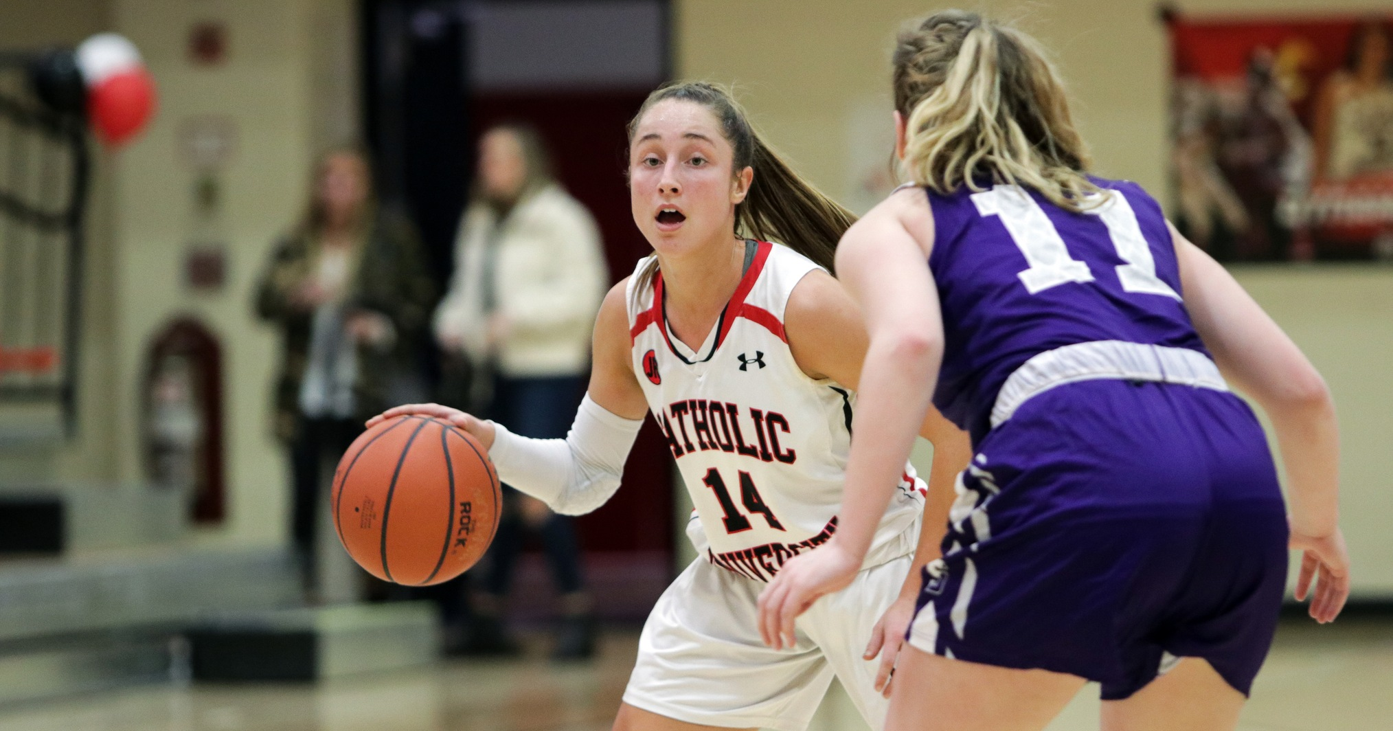 Cardinals' Comeback Falls Short in 60-58 Loss at Juniata